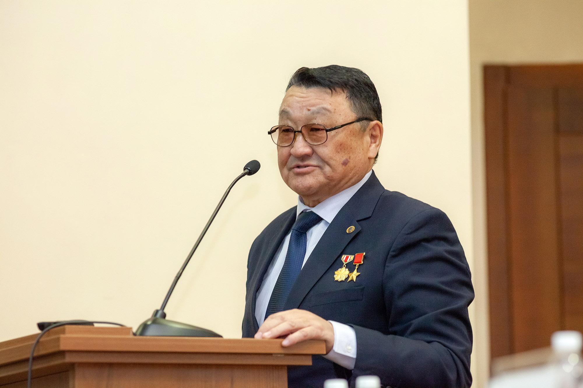 Космонавт Монголии Жүгдэрдэмид Гүррагчаа